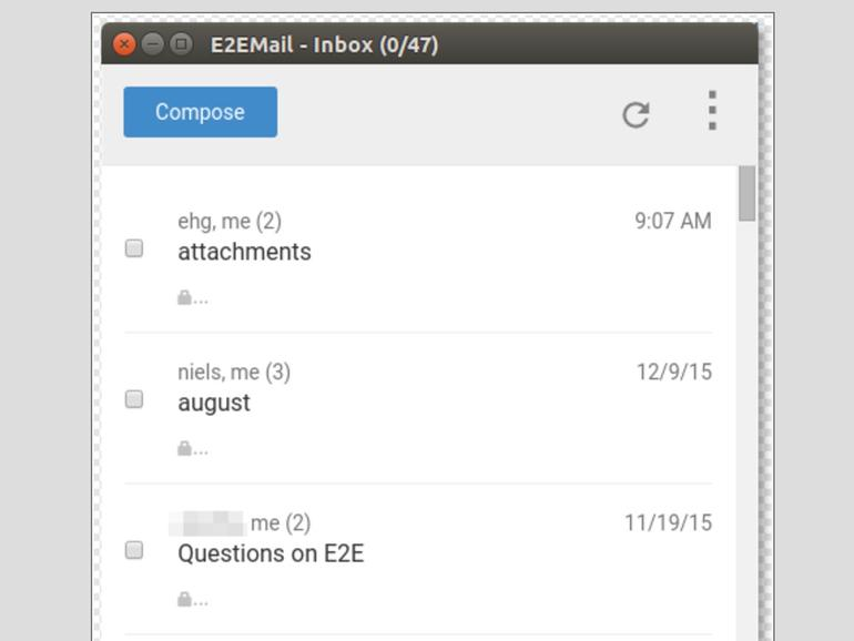 Google End-To-End Encrypted Email Code Goes Open-Source