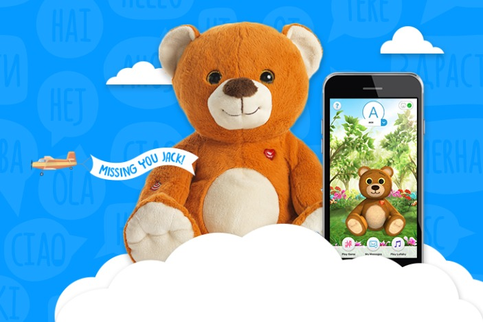 Smart teddy bears involved in a contentious data breach