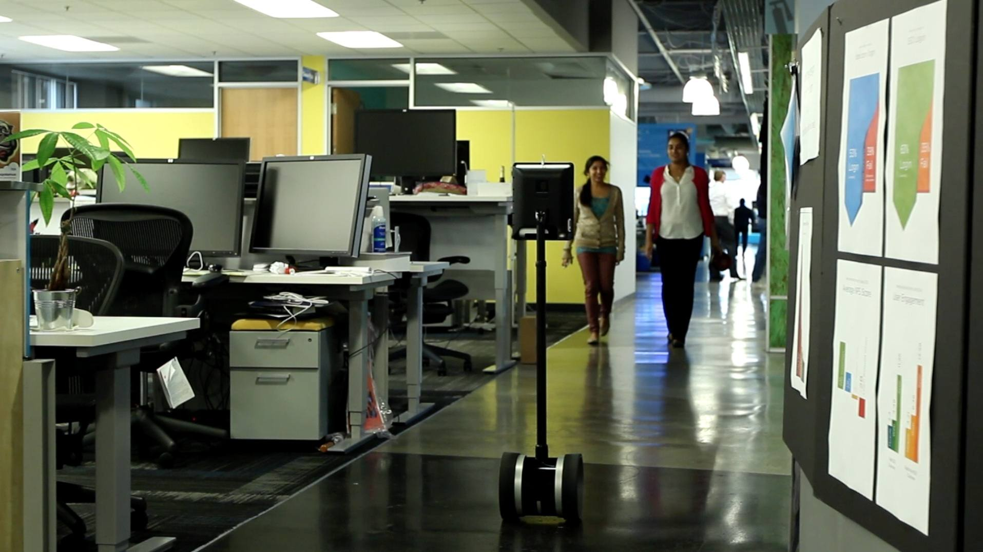 Telepresence Robots Patched Against Data Leaks
