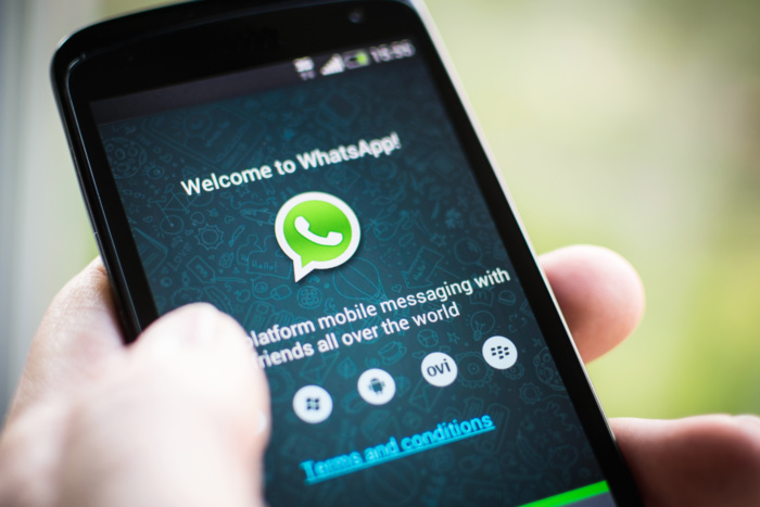 UK official wants police access to WhatsApp messages