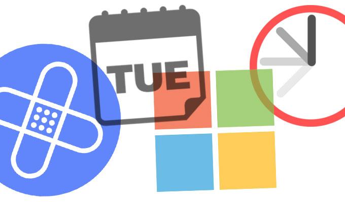 Patch Tuesday Returns; Microsoft Quiet on Postponement