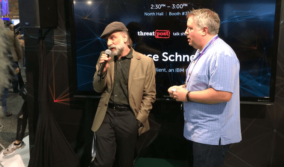 Bruce Schneier on IoT Regulation