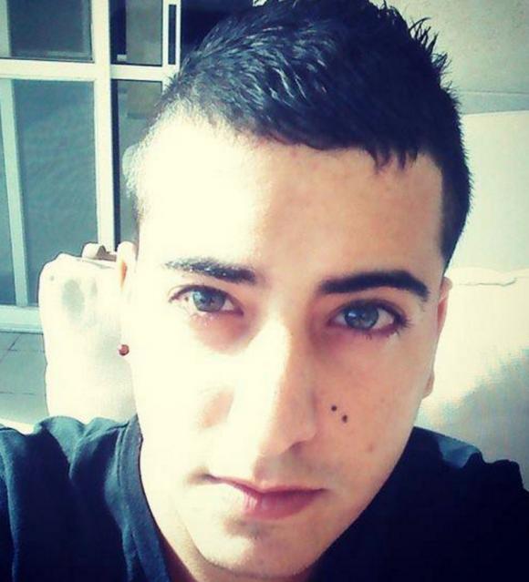 18-year-old Yarden Bidani.