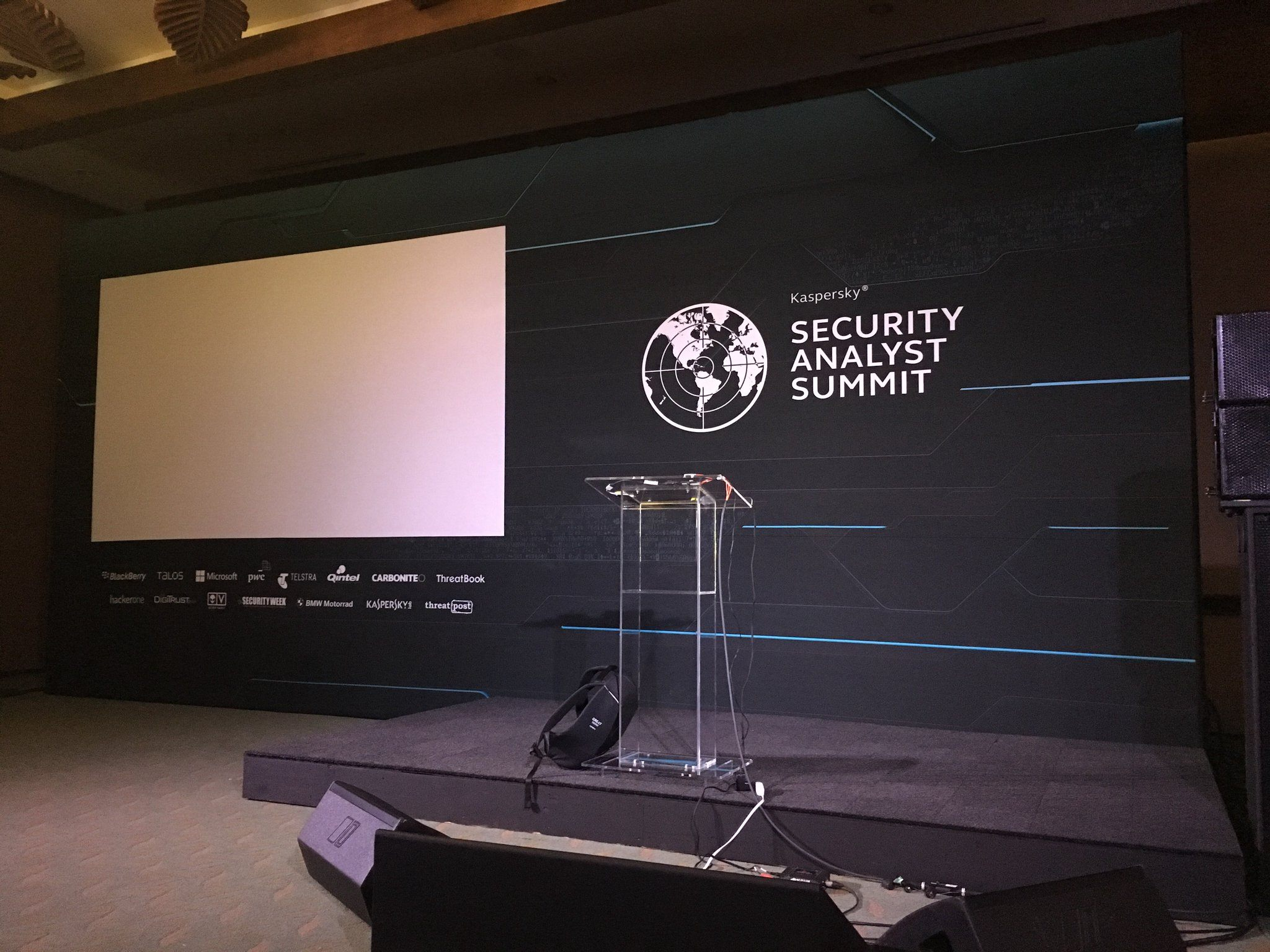 Security Analyst Summit 2017 Day Two Recap