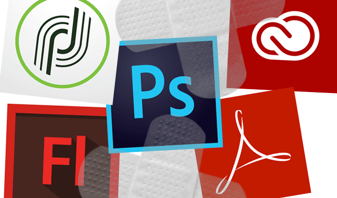 Adobe Patches 59 Vulnerabilities Across Flash, Reader, Photoshop