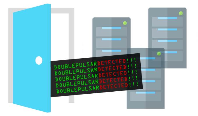 NSA's DoublePulsar Kernel Exploit In Use Internet-Wide