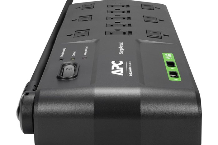 14% off APC 11-Outlet Surge Protector with USB Charging Ports and SurgeArrest – Deal Alert