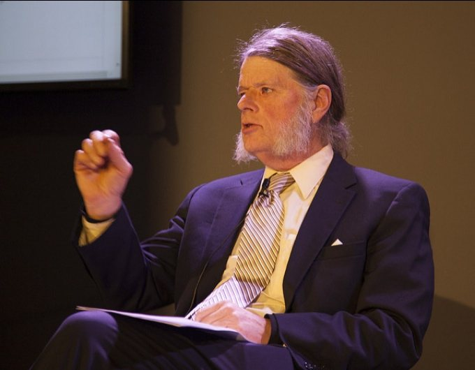 Dan Geer: Cybersecurity, Humanity's Future 'Conjoined'