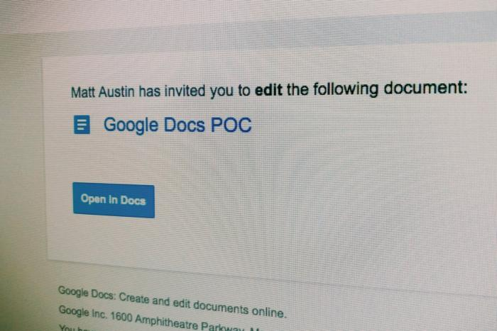 Google Docs phishing scam underscores OAuth security risks