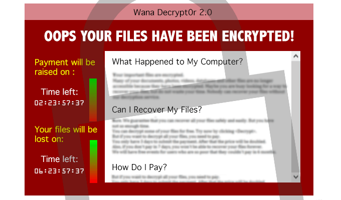 Matthew Hickey on WannaCry Ransomware Outbreak