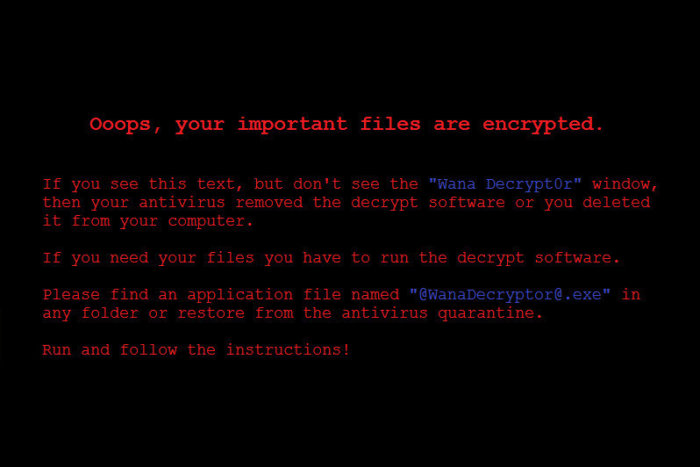New WannaCry variant being monitored, DHS official says
