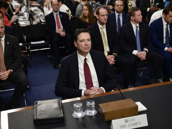Comey: Russian Hacking 'Massive Effort' Against US Elections