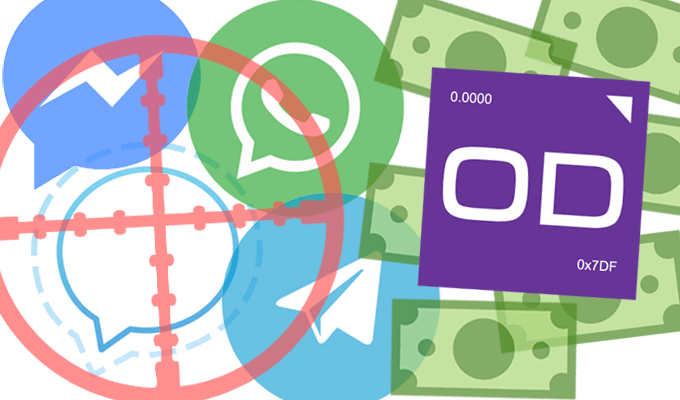 Zerodium Offers $500K for Secure Messaging App Zero Days