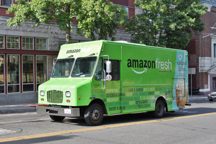 Amazon wants to deliver groceries to your car trunk — not a good idea
