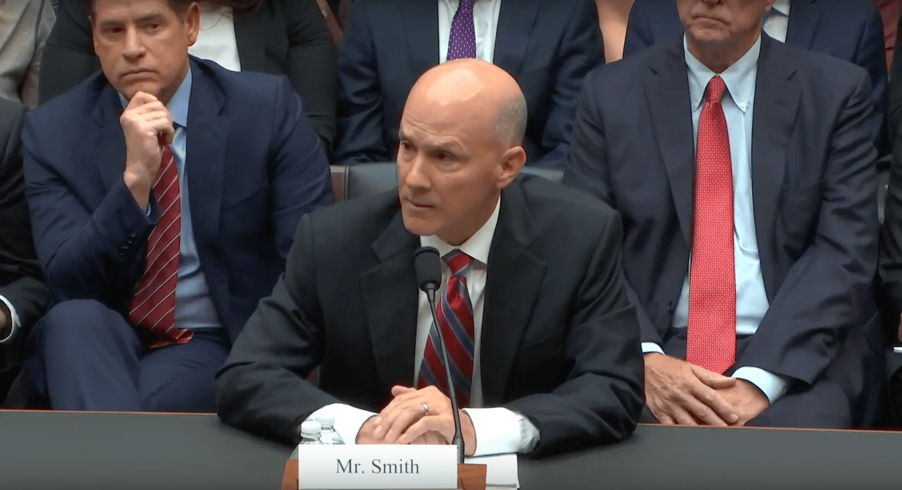 Equifax Says 145.5M Affected by Breach, Ex-CEO Testifies