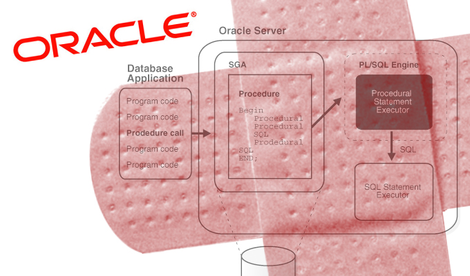 Oracle Patches 250 Bugs in Quarterly Critical Patch Update