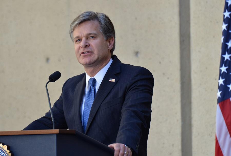 FBI Director Calls Smartphone Encryption an 'Urgent Public Safety Issue'