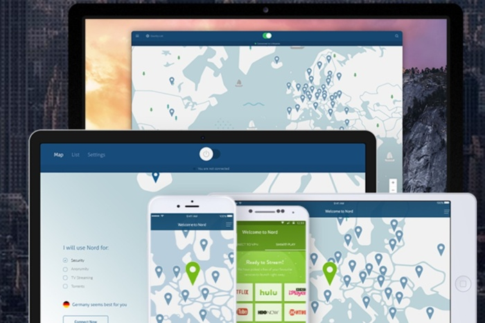 Get 3 Years of NordVPN Service for Just $2.75 Per Month