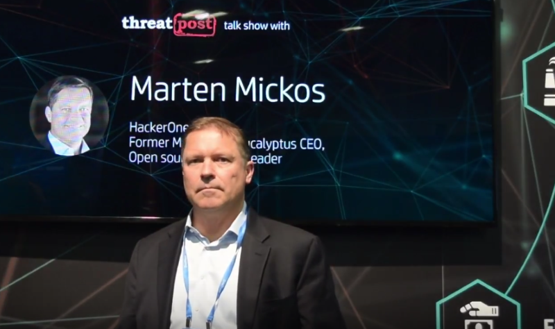 HackerOne CEO Talks Bug Bounty Programs at RSA Conference