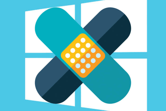 Patch Tuesday brings some surprises, some early crashes, and a surreal solution