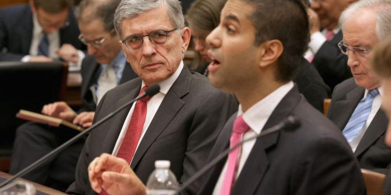 Ajit Pai's FCC Lied About DDoS Attack