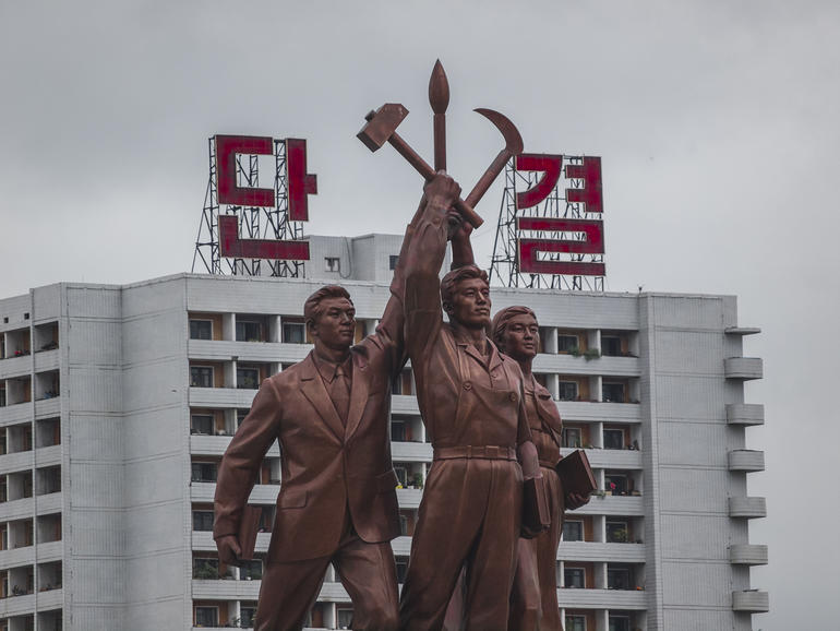 Inside The Early Days Of North Korea's Cyberwar Factory
