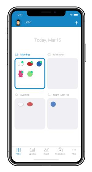 pill box iphone x