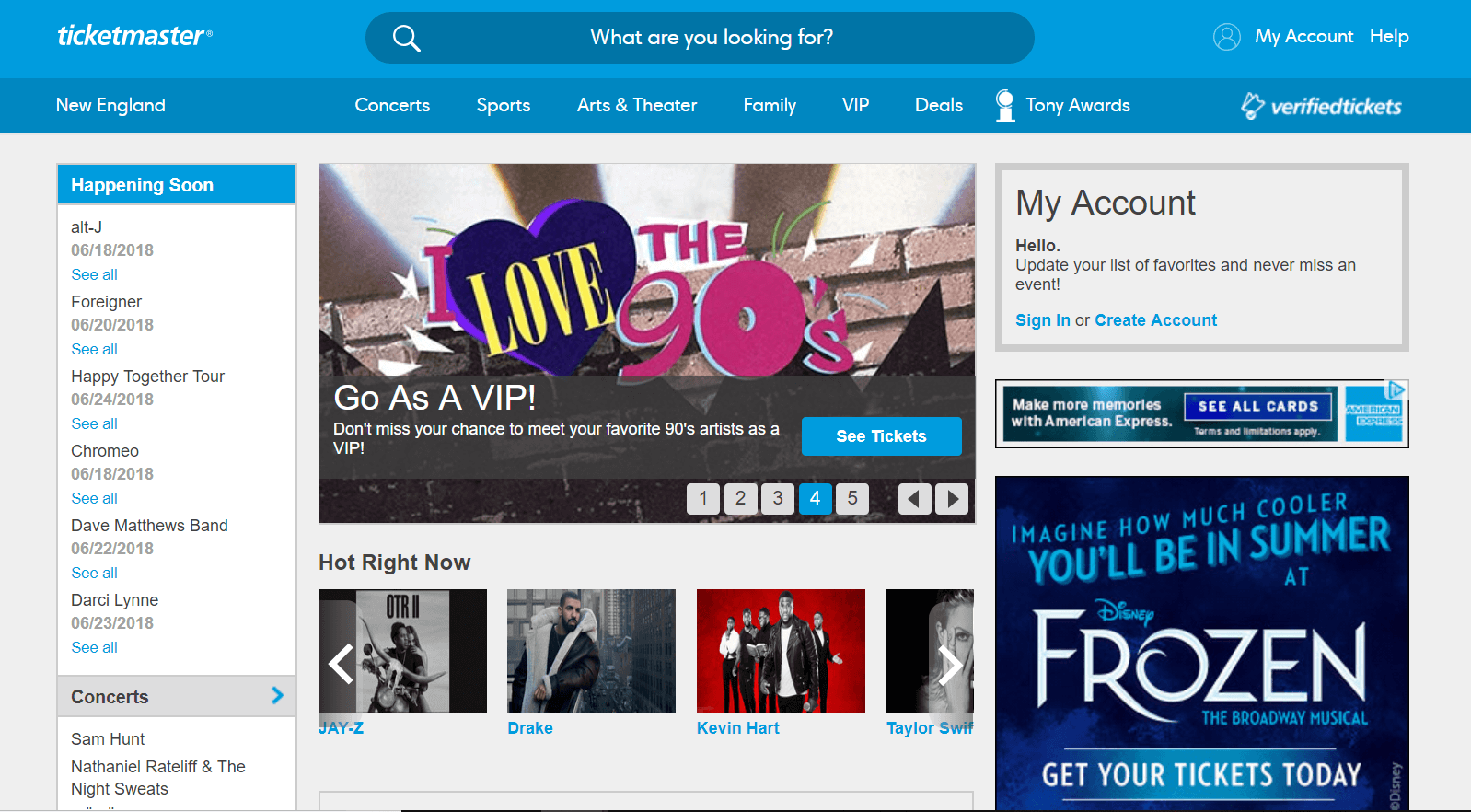 Ticketmaster Chat Feature Leads to Credit-Card Breach