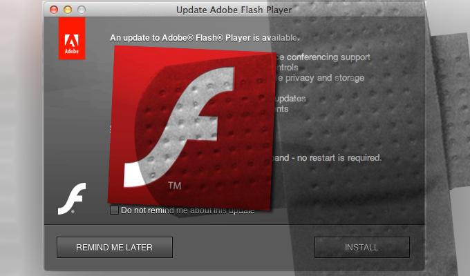 Sen. Wyden Urges Government Ban on Adobe Flash