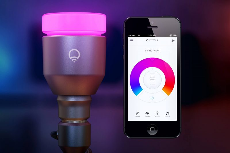 Researchers Shine Light on Smart-Bulb Data Theft