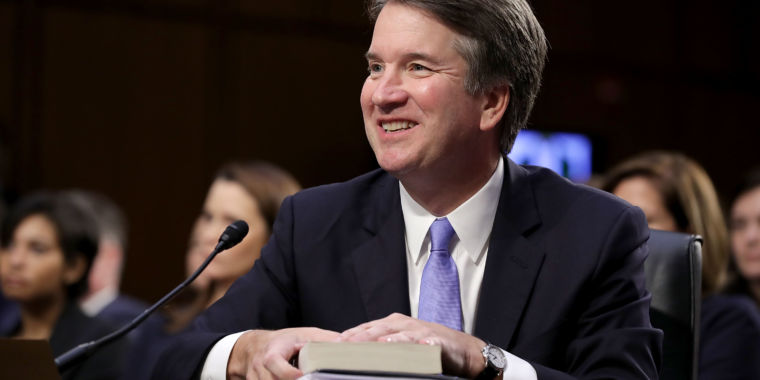 "NSA Metadata Program ""Consistent"" With Fourth Amendment, Kavanaugh Once Argued"
