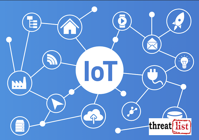 ThreatList: Malware Samples Targeting IoT More Than Double in 2018