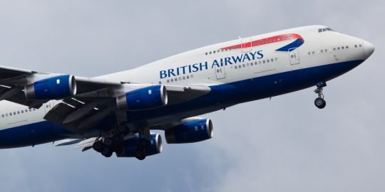 British Airways Website, Mobile App Breach Compromises 380k