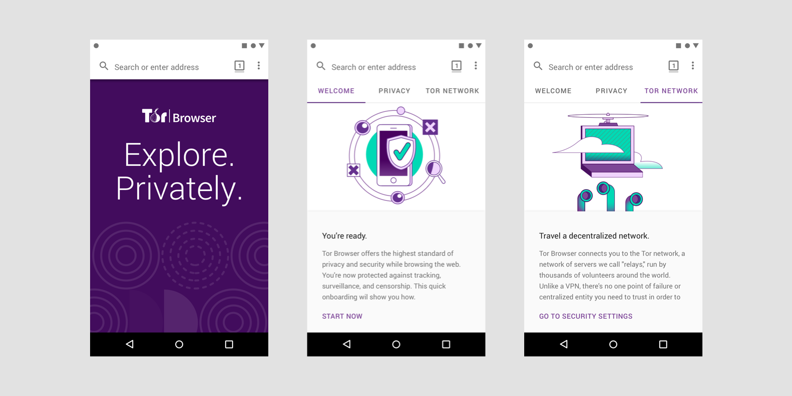Tor Brings Onion Browser to Android Devices