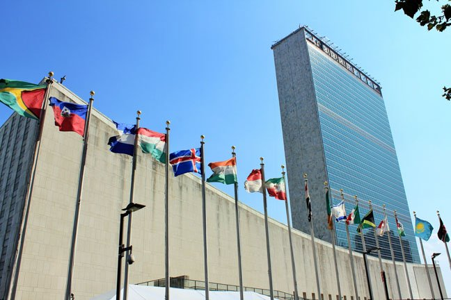 While The UN Laughed At Trump, Hackers Chortled At The UN's Lousy Web Application Security