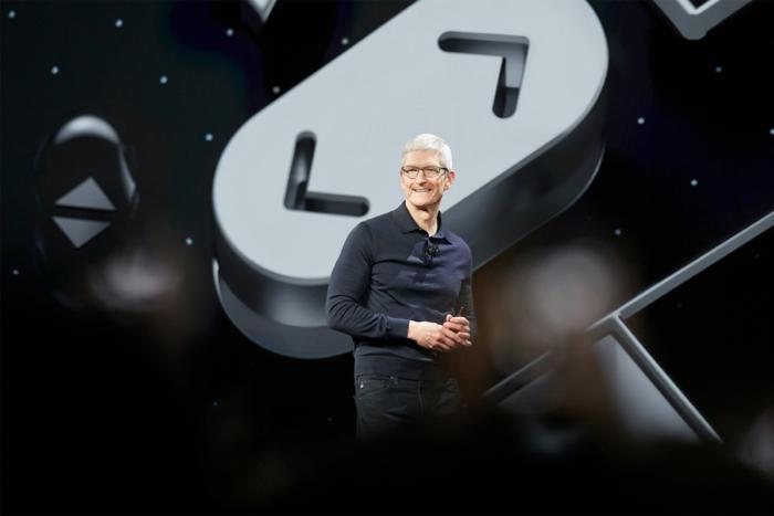 Complete transcript, video of Apple CEO Tim Cook's EU privacy speech