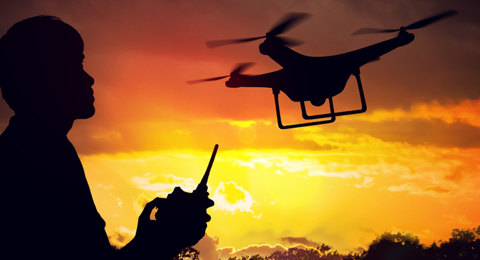 Drone Vulnerability Could Compromise Enterprise Data