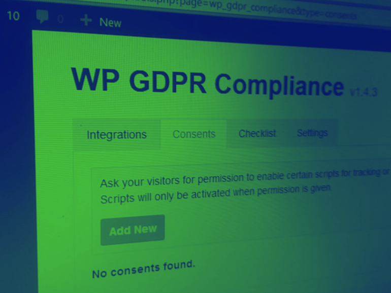 Irony Meter Explodes As WordPress GDPR Plugin Used To Takeover Sites