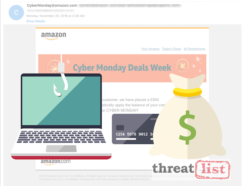 ThreatList: Gift Card-Themed BEC Holiday Scams Spike