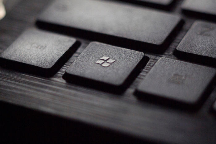 Microsoft Windows keyboard
