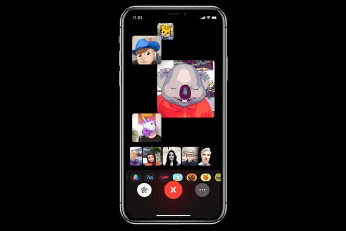 Apple's Group FaceTime: A place for spies?