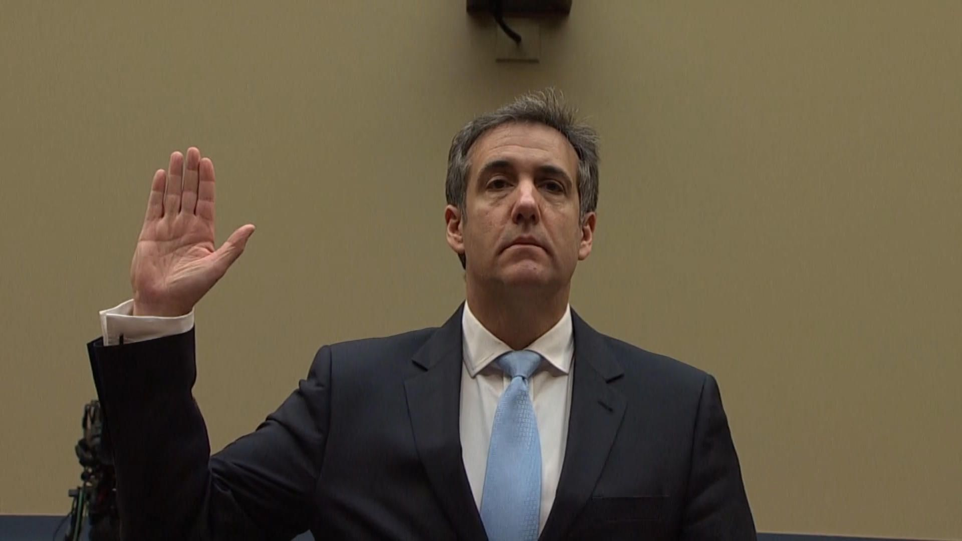 Video: Wikileaks Rears Its Head In Cohen Testimony Against Trump