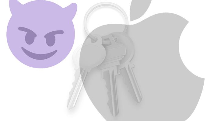 MacOS Zero-Day Exposes Apple Keychain Passwords