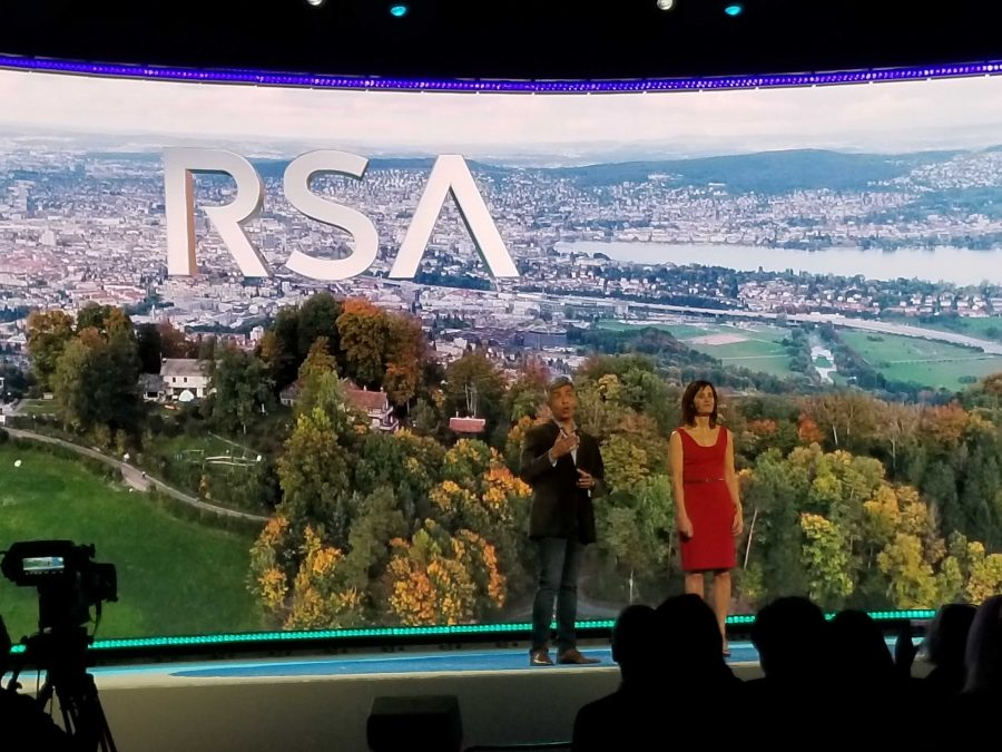 RSA Conference 2019: How to Be Better, on Trust, AI and IoT