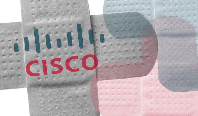 Cisco Patches Critical 'Default Password' Bug
