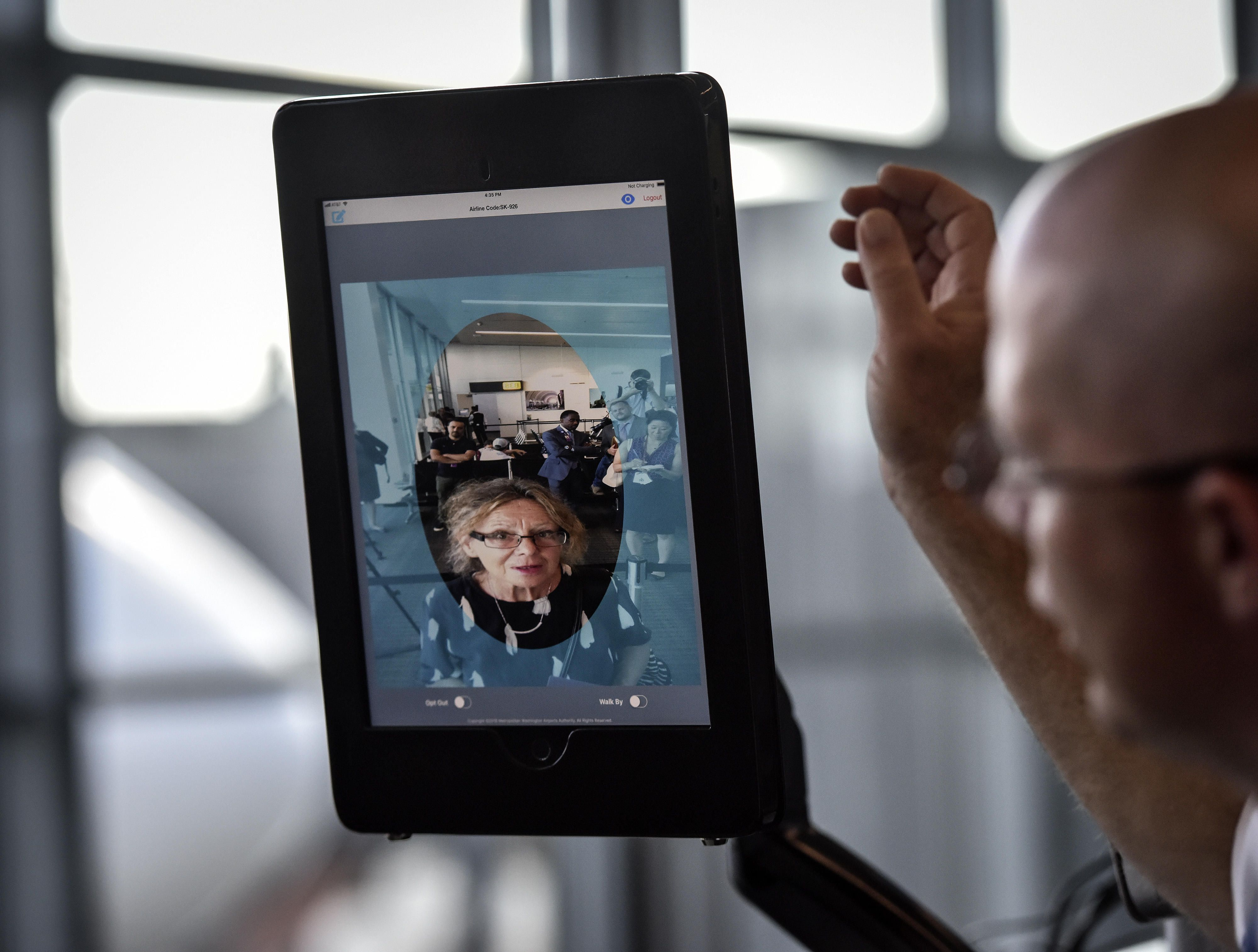 Facial Recognition Takes Off At Airports. Privacy Experts Want It Grounded.