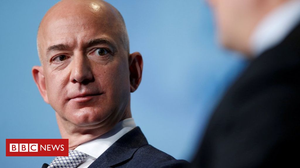 Saudi Arabia Hacked Amazon Boss's Phone, Investigator Says