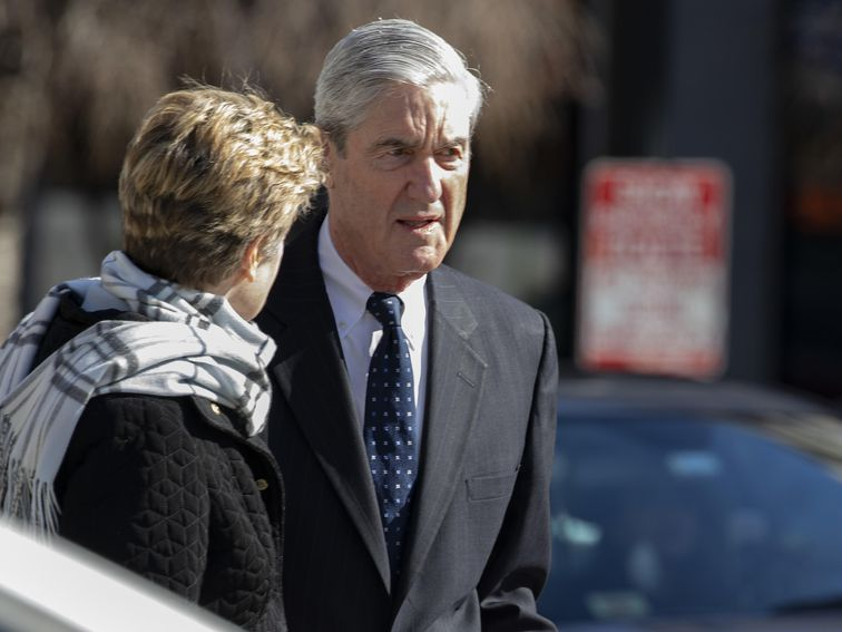 Mueller Report Heads To Congress Within A Week