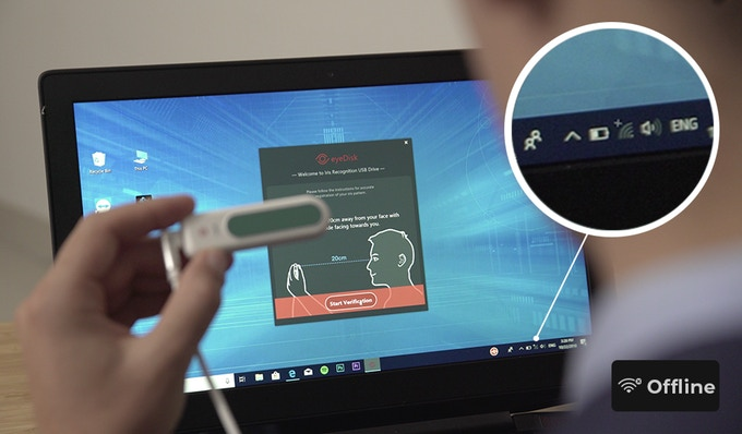 'Unhackable' Biometric USB Offers Up Passwords in Plain Text