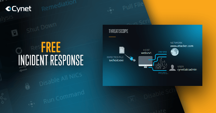 Cynet Provides Security Responders with Free IR Tool to Validate and Respond to Active Threats